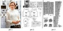 каталог вязаных спицами узоров  узоров для вязания на
