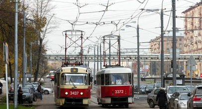 20 трамваев из Москвы доставят в Курск к концу января