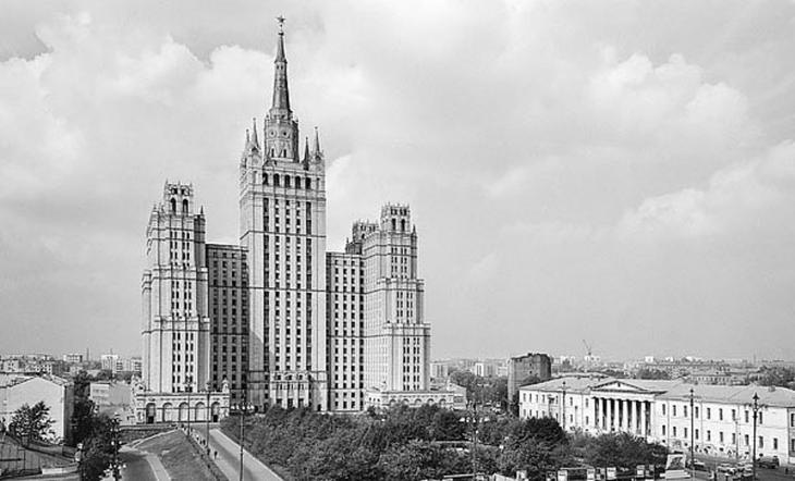 32 факта о сталинских высотках