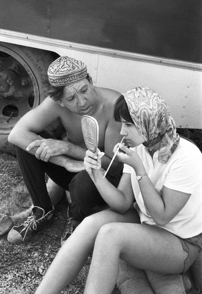Крым, 1966 г.  интересно, история, фото