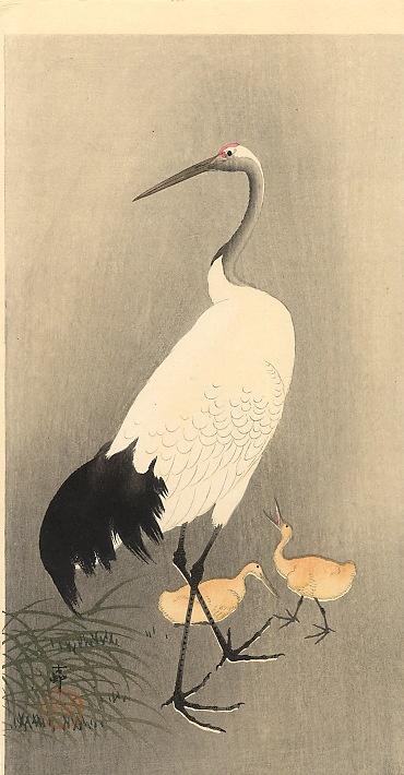 Косон Охара (Koson Ohara) (1877-1945) (135 работ)