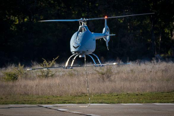 Прототип беспилотника VSR700 выполнил свой первый полет