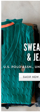 Sweaters and Jeans