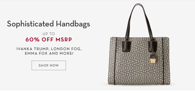 Sophisticated Handbags