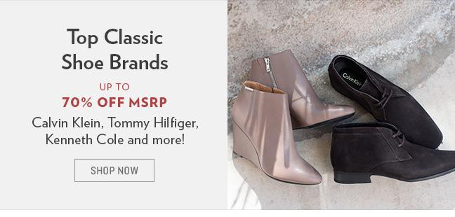 Classic Shoe Brands