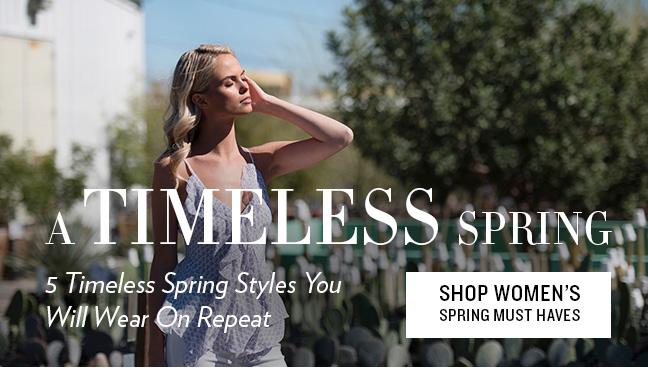 Spring Women's Wear