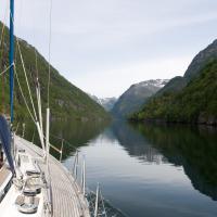 Норвегия, фьорды