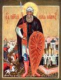 Преподобный Илия Муромец, Печерский (122x160, 9Kb)