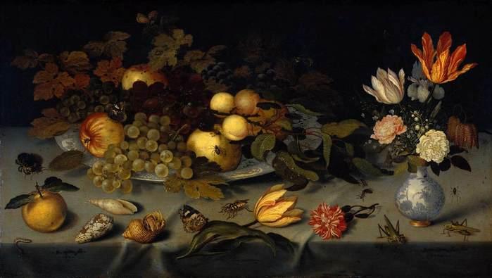 Balthasar_van_der_Ast_-_Flowers_and_Fruit_-_WGA1040 (700x395, 34Kb)