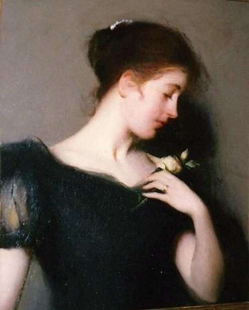 Женский портрет (493x614, 71Kb)