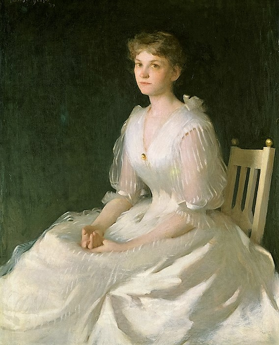 Портрет жены художника 1889 (568x700, 140Kb)