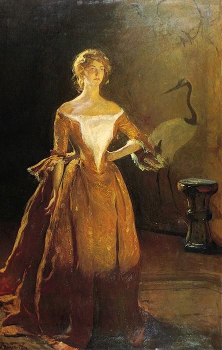 Portrait of Mary Sullivan (444x700, 104Kb)