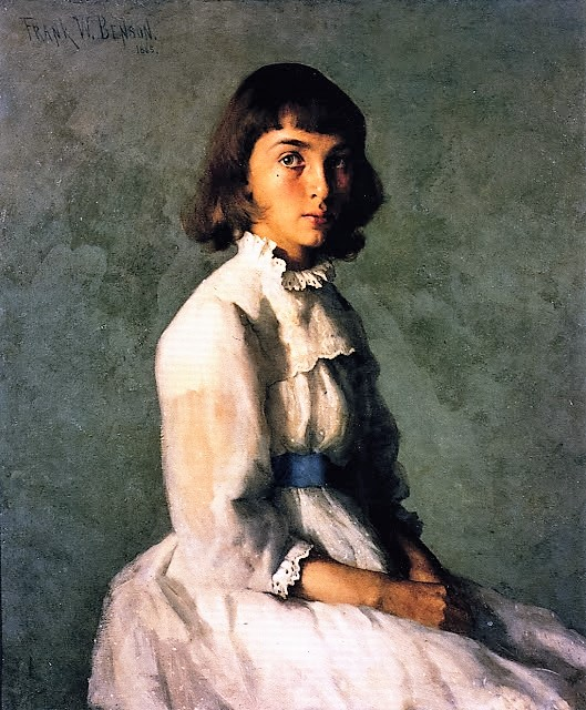 My Sister (also known as Portrait of Betty),(1885) (529x640, 145Kb)