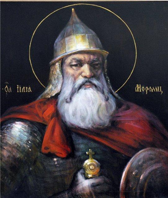 Преподобный Илия Муромец, Печерский2 (542x640, 72Kb)