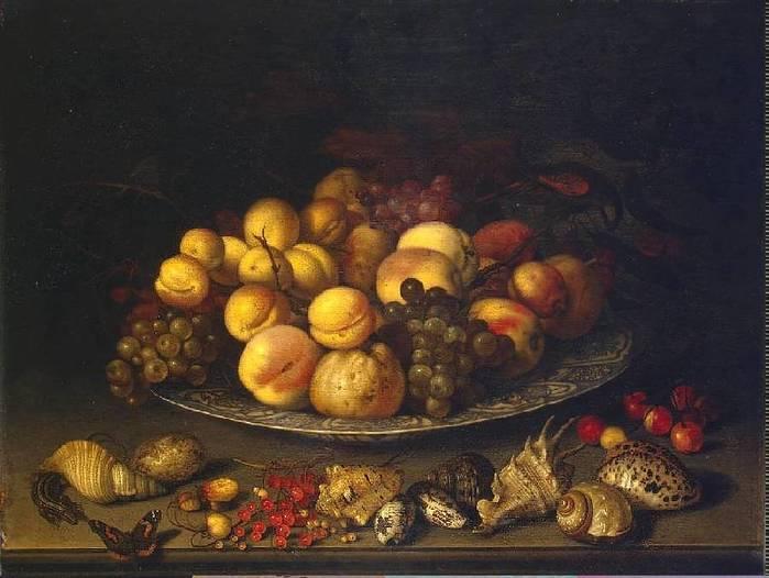Натюрморт с фруктами . эрмитаж (700x526, 46Kb)