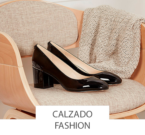 Calzado fashion