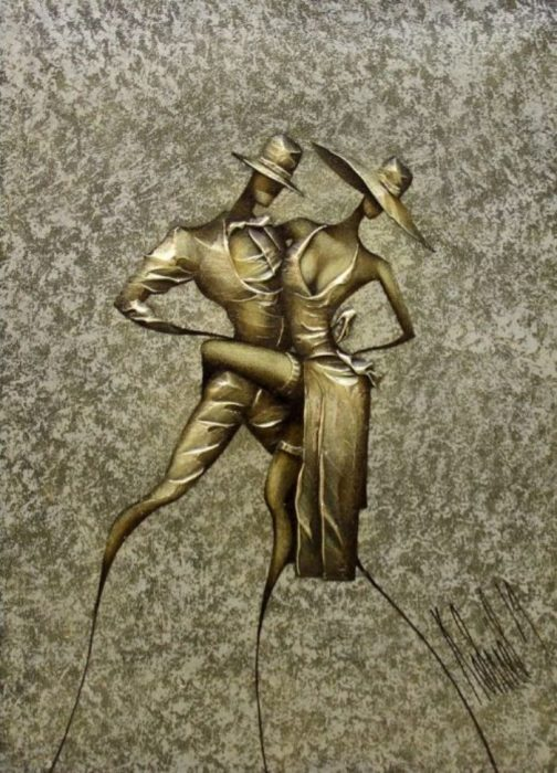 Танец. Автор: Сергей Ковалёв.