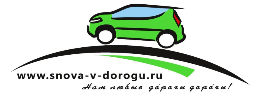 Логотип сайта snova-v-dorogu.ru