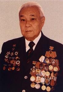 Байдабек Ахмедович Тулепбаев