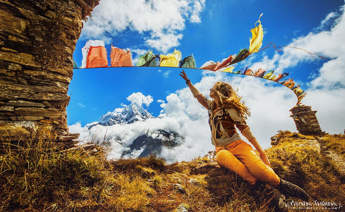 Треккинг в Непале: маршруты к базовому лагерю Эвереста