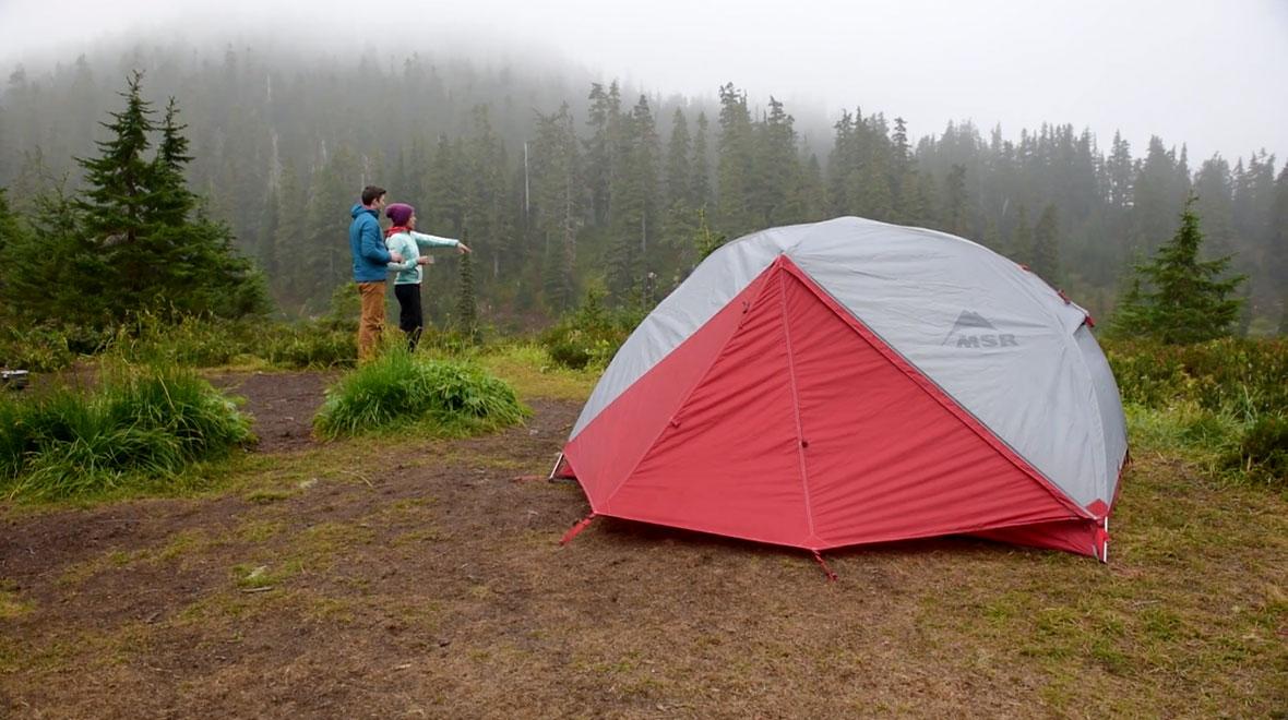 Палатки MSR Elixir — обзор моделей