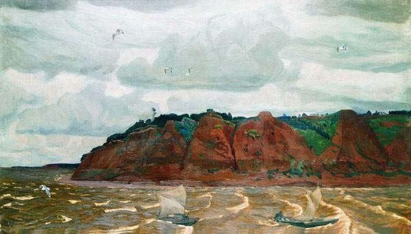 Свежий ветер. 1918