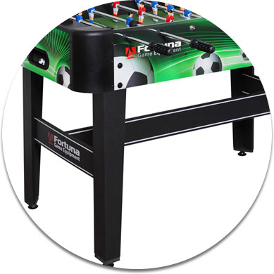 Игровой стол для футбола Fortuna Forward FRS-460 TELESCOPIC