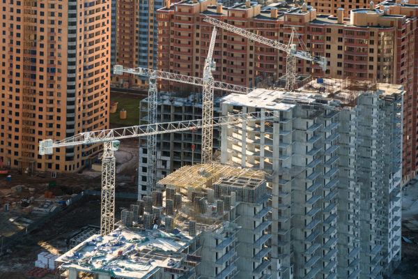 Покупателей квартир больше всего в Грозном и Севастополе