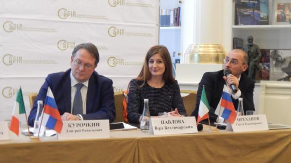 Совместное заседание Комитетов по локализации производства и ВЭД Итало-Российской Торговой палаты