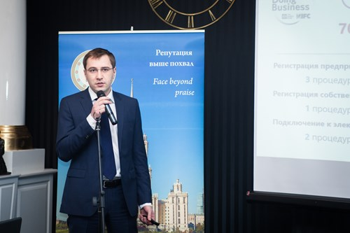 Итальянским предпринимателям предложили развивать бизнес в Москве