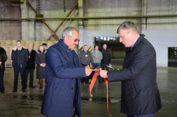В Кирово-Чепецке возобновилось производство древесноволокнистых плит