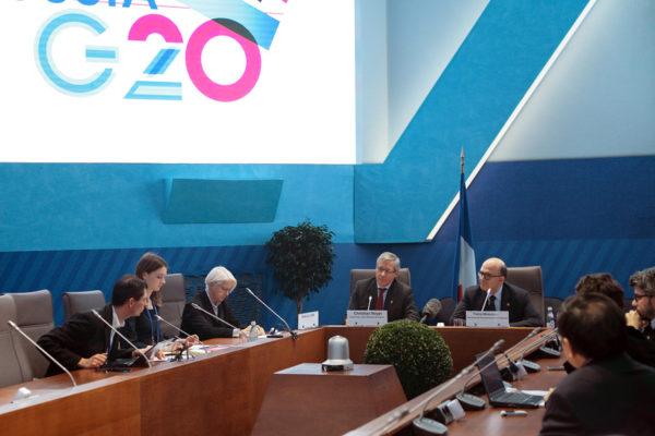 G20 заинтересовались технологией блокчейн