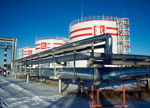 Лукойл вложит 500 млрд рублей в Каспийские месторождения