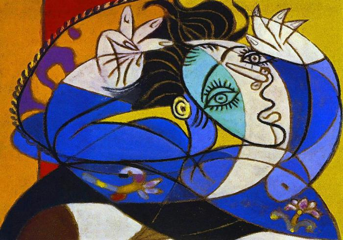 Творчество испанского художника Пабло Пикассо. | Фото: fb.ru.
