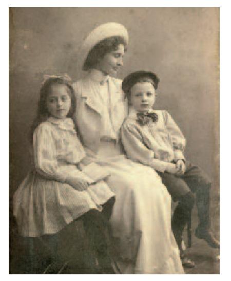 Юлия Урусман - гражданская жена с детьми