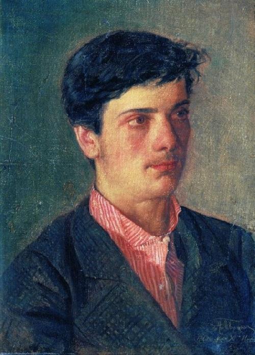 Исаак Левитан. (1879). Автор: Авель (Адольф) Ильич Левитан.