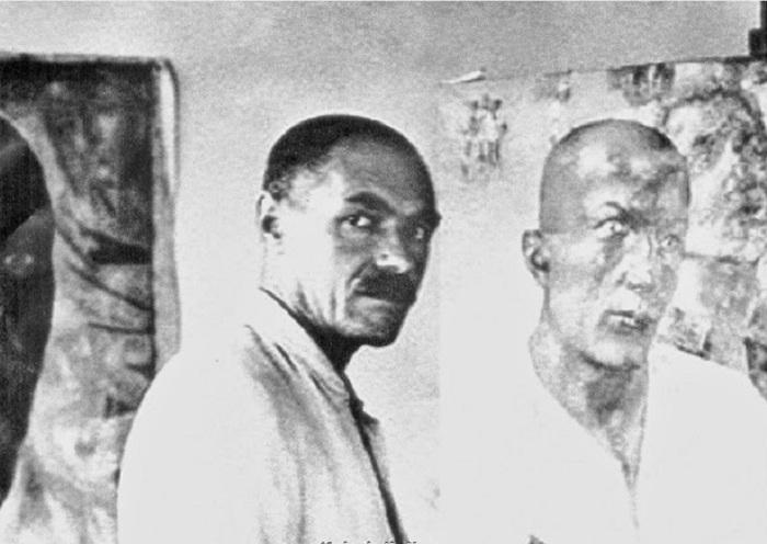 Петров-Водкин Кузьма Сергеевич (1878-1939).