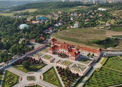 Парк и замок Троя, Чехия