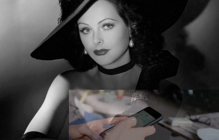 Технология беспроводной связи была придумана одной из самых красивых женщин.