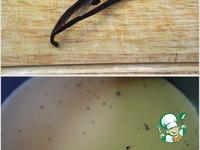 Ванильное ризотто с нектаринами ингредиенты