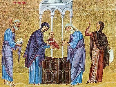 В чем духовный смысл праздника Сретения?