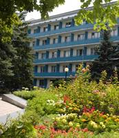 Санаторий «Эльбрус» Железноводск