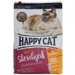 Happy Cat (Хэппи Кэт) Эдалт для стерилизованных кошек Атлантический Лосось [4 кг]