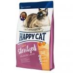 Happy Cat (Хэппи Кэт) Эдалт для стерилизованных кошек Атлантический Лосось [10 кг]