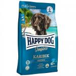 Happy Dog Supreme Sensible Karibik сухой корм Хэппи Дог Карибик для взрослых собак, Морская рыба и Картофель [12,5кг]
