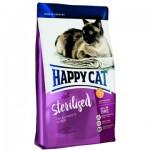 Happy Cat Fit&Well Adult Sterilised сухой корм для Стерилизованных котов и кошек [1,4кг]