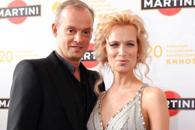 Сергей Дзебан и Олеся Судзиловская
