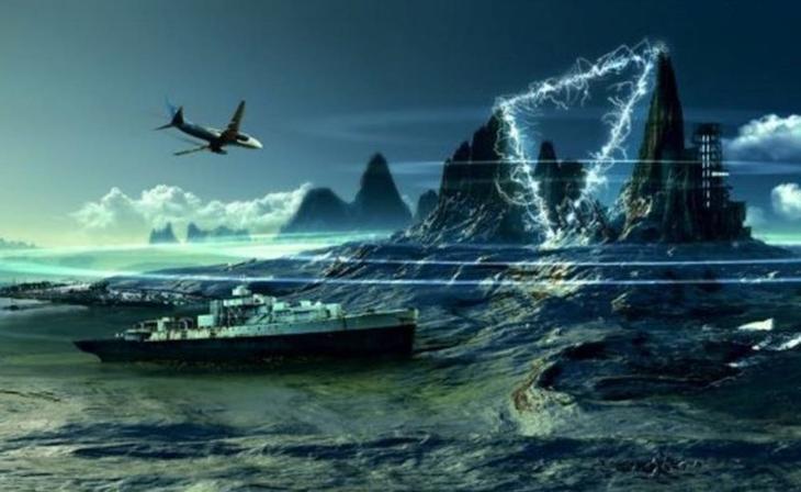 5. Море Дьявола загадка, интересное, мир, океан, секрет, тайна, тихий