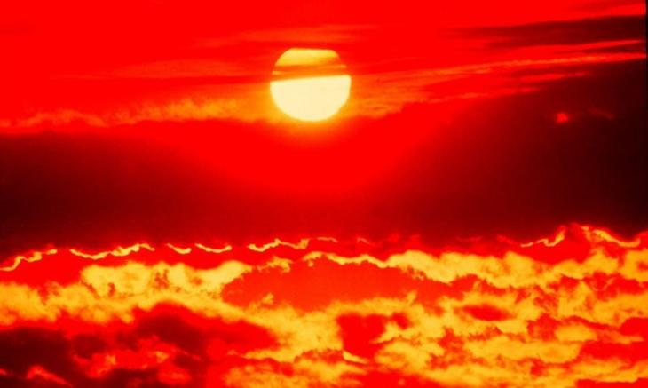 10. Красное свечение загадка, интересное, мир, океан, секрет, тайна, тихий