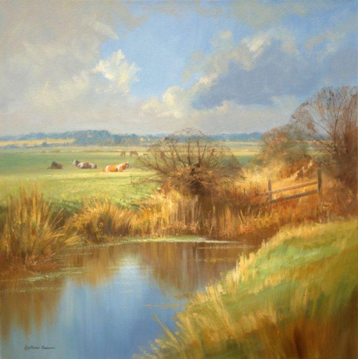 Пейзажи Англии. Chris Osborne